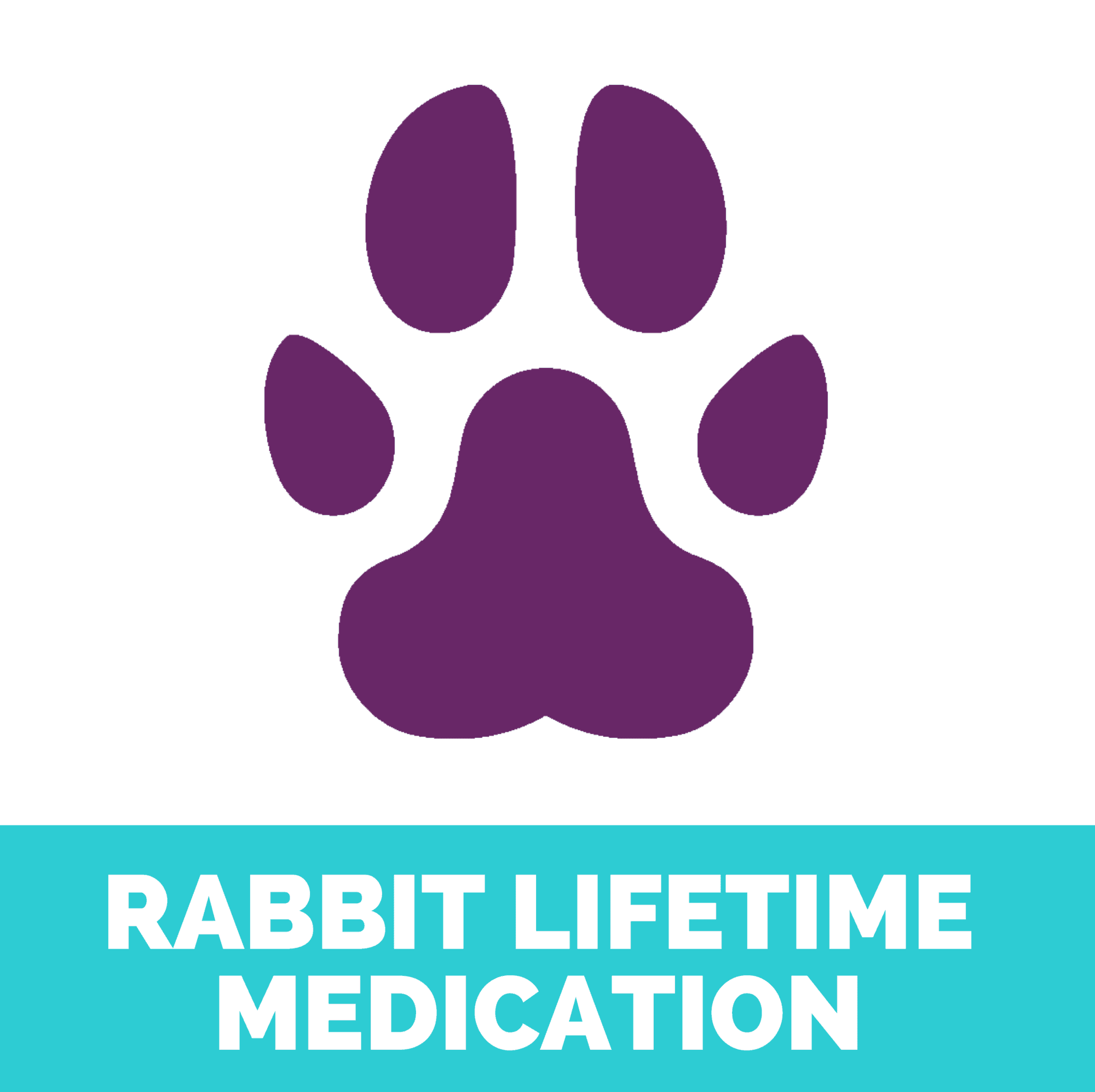 Rabbit lifetime medication