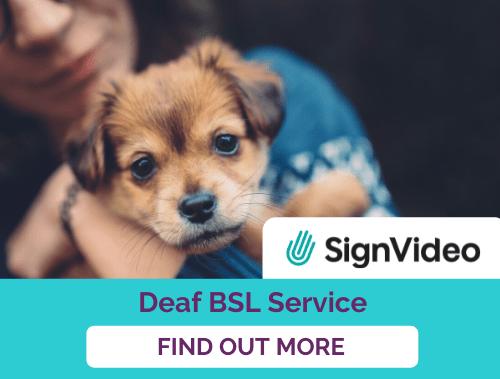 Deaf BSL Service